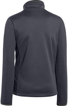 ガールズUA ColdGear Infrared Softershellジャケット