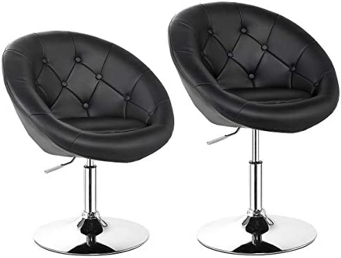 Costway Swivel Accent Chair