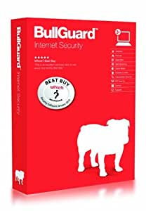 BullGuard Internet Security 12, 1 year subscription, 3 Users (PC)