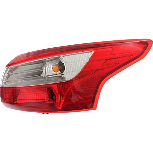 Tail Light for Ford Focus 12-14 Right Side Assembly Sedan