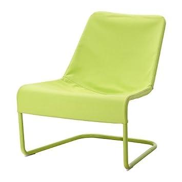 IKEA LOCKSTA -Sessel grün: Amazon.de: Küche & Haushalt