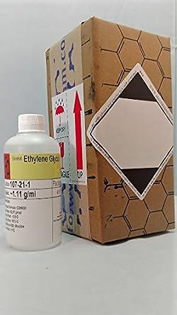 glicol de etileno 8 fl. oz (~ 250 ml) HDPE botella: Amazon.es: Amazon.es