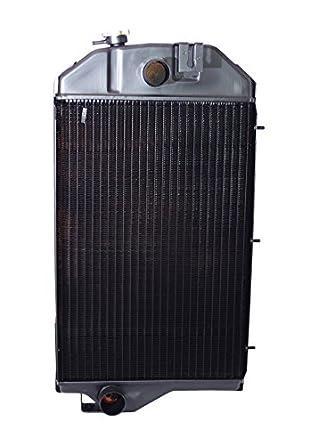 Armor AL24115 Radiator Fits John Deere 2840, 3030, 3120, 3130, 3135, Aluminum: Amazon.com: Industrial & Scientific
