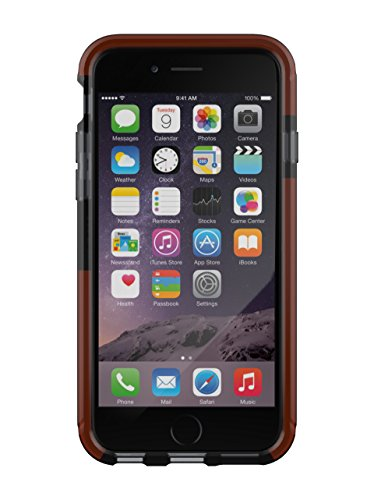Tech 21 Classic Tactical for iPhone 6/6s - Smokey Black