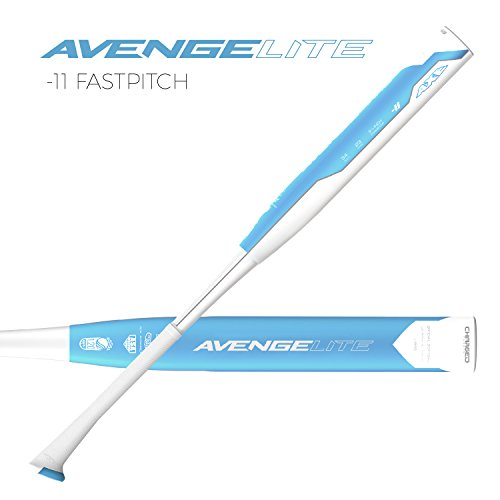 Nsa Softball - Axe Bat 2019 AvengeLite (-11) Fastpitch Softball Bat, 29