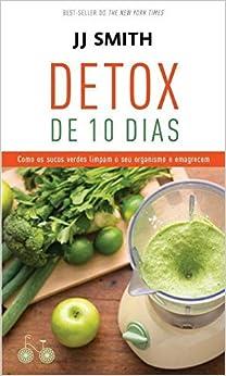 Detox de 10 dias: Como os sucos verdes limpam o seu organismo e emagrecem