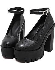 Schoenen Lolita Shoes Dames Japanse Stijl Schoenen Dames Vintage Meisjes Hoge Hak Platform Schoenen College Student Big Size