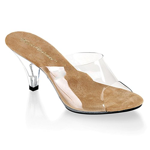 Fabulicious Belle-301 - Sexy chaussures Femmes talon hauts sandalettes 35-48