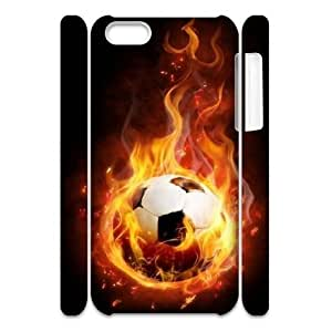 meilinF000Football CUSTOM 3D Hard Case for ipod touch 4 LMc-68393 at LaiMcmeilinF000