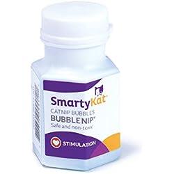 SmartyKat Bubble Nip Catnip Bubbles