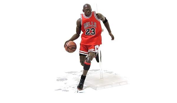 Michael Jordan Figura Model Estatua Juguetes 21.5cm: Amazon ...