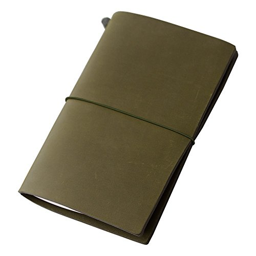 MIDORI TRAVELER'S notebook OLIVE EDITION 2017 Limited