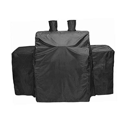 ProHome Direct Heavy Duty Waterproof BBQ Grill Cover Fits for Char-Griller 3-Burner Grillin' Pro 3001 and 3000, 54