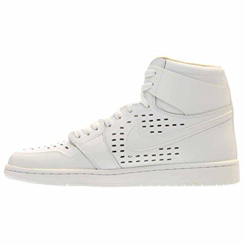 Mens Jordan High Tan Bianco Vachetta 1 Retro Air