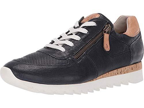 e4f4cf6bc37a9 Paul Green Women's Stasia Sneaker Ocean Desert Combo 7 M US