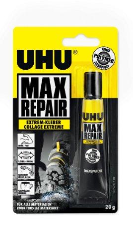 Uhu 45820 Max Repair - Extrem-Kleber, 20 g Tube
