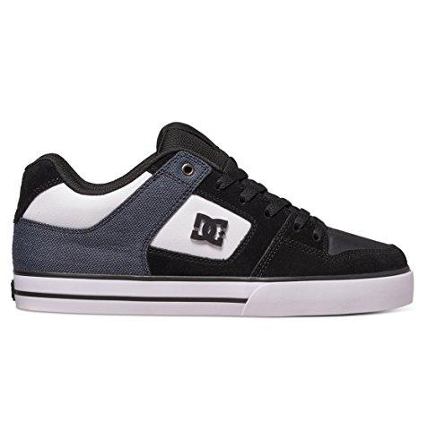 DC Shoes Pure Se, Basse Uomo Black