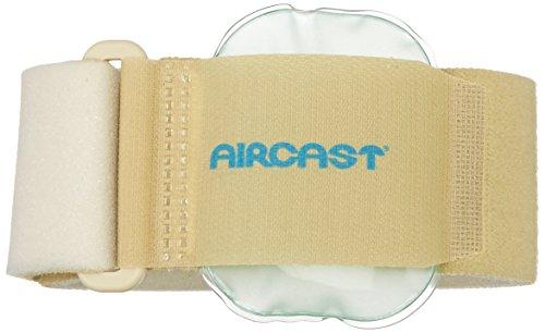 Aircast Tennis Elbow Brace - Aircast 05A Pneumatic Armband, Beige