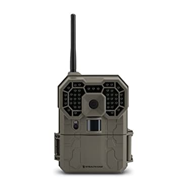 Stealth Cam GXW 12MP Infrared Wireless Game Camera (STC-GX45NGW)