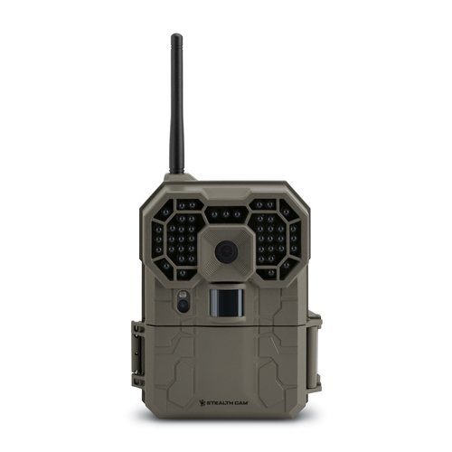 GSM Outdoors STC-GX45NGW Stealth Cam, Gxw - Wireless 12.0 Megapixel (4 Resolution) Digital Scouting Camera by GSM Outdoors