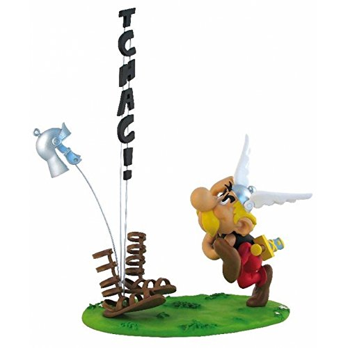 Leblon Delienne Collectible Scene Figure Astérix TCHAC ! 04401 (2012)