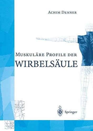 Muskuläre Profile der Wirbelsäule German Edition: Amazon.de: Achim ...