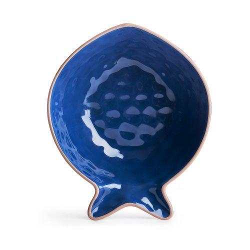 Sagaform SA5017826 color azul Cuenco para servir pescado