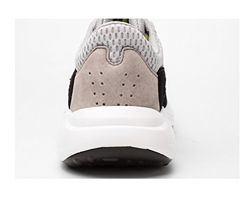 Et Blancs Hommes Pour Lgers De Raod Sport Course Scennek Hommes Chaussures Lacets POqX88