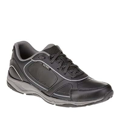 Vionic Zen - Womens Walking Shoes - Orthaheel Black - 6 Medium