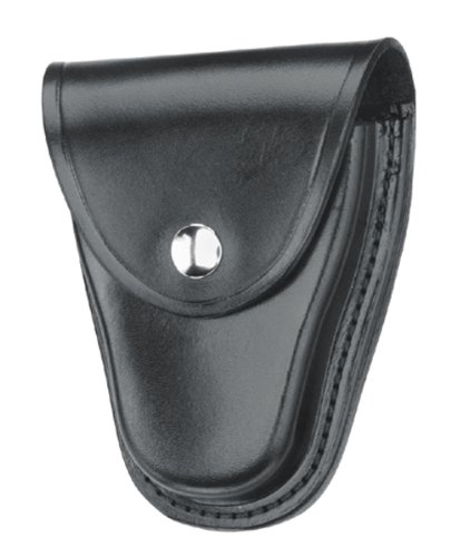 GOULD AND GOODRICH -LEATHER CASE FOR HINGED HANDCUFF