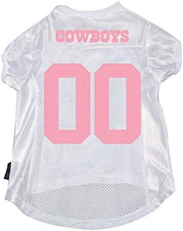 NFL Dallas Cowboys Pet Dog Mesh Pink