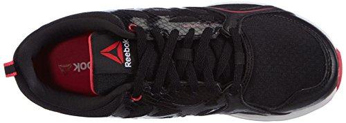 Reebok Cardio Inspire Low - Zapatillas Mujer negro (Black/Blazing Pink/White)