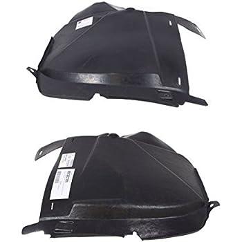 06-10 VW Beetle Front Splash Shield Inner Fender Liner Panel RH Passenger Side