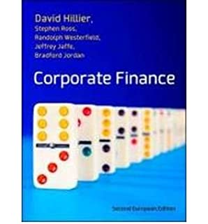 Corporate finance european edition by hillier and ross amazon corporate finance european edition by hillier davidauthorpaperback fandeluxe Image collections