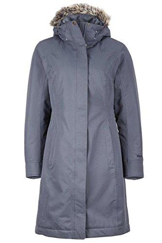 Marmot Women's Chelsea Coat Steel Onyx X-Small