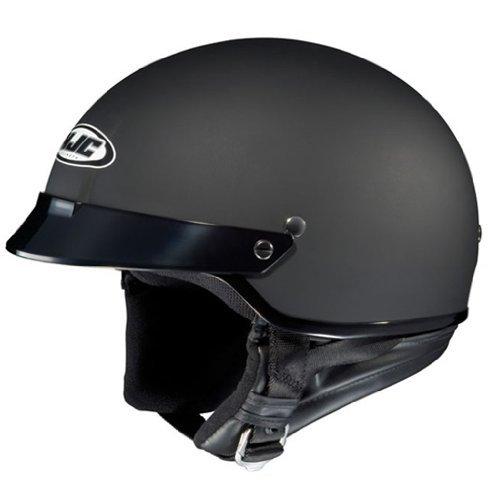 HJC Open Face Helmet CS-2N Flat Black