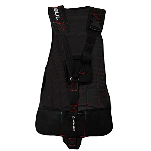 2016 Gul Evolution Trapeze Harness in Black GM0345
