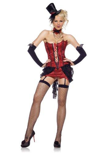 Leg Avenue Avenue Leg Disfraz para mujer, Talla: S (8342501012) a8e127