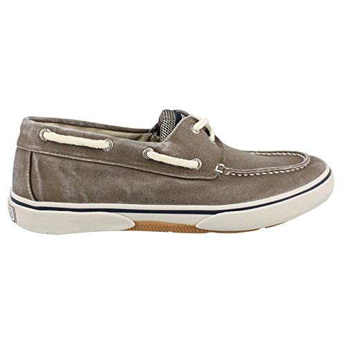Sperry Top-Sider Men's Halyard 2-Eye Lace-Up,Chocolate/Honey,11.5 M US ()