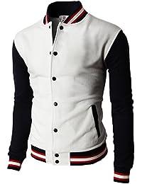 Amazon.com: White - Jackets & Coats / Clothing: Clothing, Shoes ...