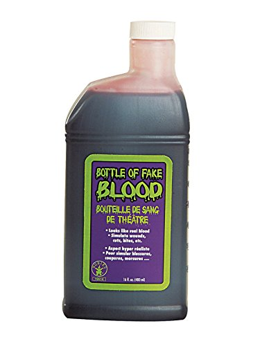 Rubies 16-Ounce Fake Blood ()