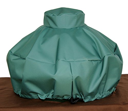 Cowley Canyon Mountain Peak Brand Lid Dome Cover made to fit large Big Green Egg, Kamado Joe Classic and other Kamado Grills. (Sale Big Green For Egg)
