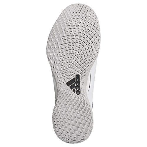 Crystal carbon Adidas black Da Trainer Originals Uomo 1760 Speed 4 White xBqw47YB