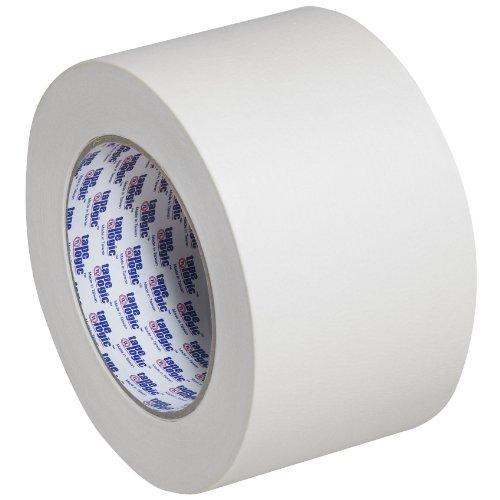 Tape Logic T9382400 #2400 Masking Tape, 60 yds Length x 3'' Width, Natural (Case of 16) by Tape Logic