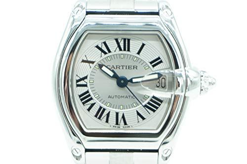 Automatic Roadster - Cartier Roadster Automatic-self-Wind Male Watch 2510 (Certified Pre-Owned)