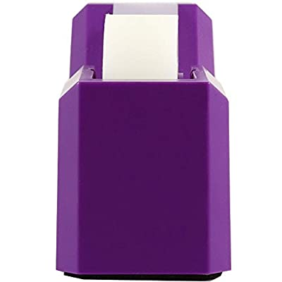 """JAM Paper Colorful Tape Dispensers - 4 1/2"""" x 2 1/2"""" x 1 3/4"""" - Tape Dispenser - Sold Individually"""