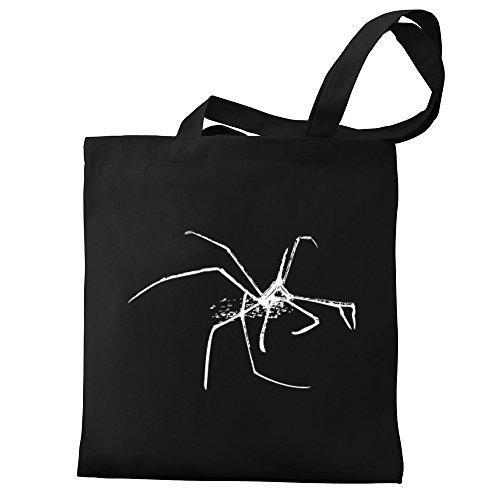 Eddany Canvas Crab Eddany Arrow sketch Bag Tote Arrow rH1gr