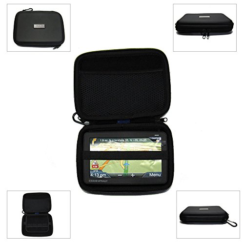 Rand McNally 7'' Hard Case For TripMaker RVND 7710 7715 LM 7720 LM 7725 LM 7730 LM Good Sam RVND 7735 LM GPS - Part # 0528005197 (RMHC7) by Rand McNally
