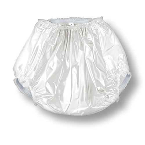 Rearz - ANGELA Plastic Pants - White (X-Large)