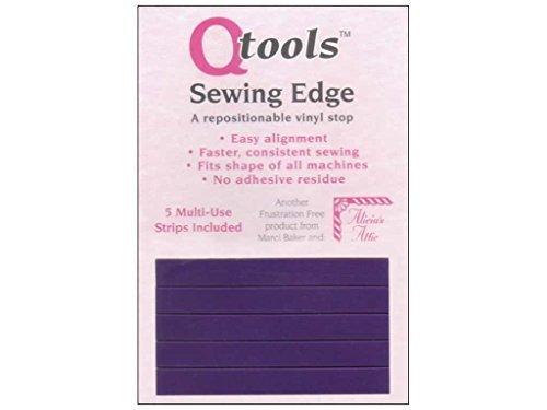 Alicias Attic Qtools Sewing Edge Purple 5pc by Alicia's Attic